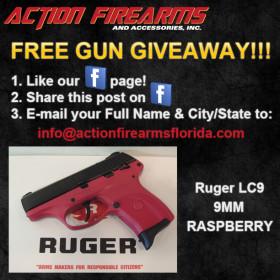 free guns, free gun, free gun giveaway