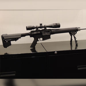 scope mount and bore sighting