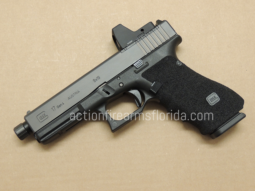 Glock 17 Gen  4 - Action Firearms and Accessories, Inc