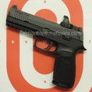 Sig sauer's p320 pistol cost
