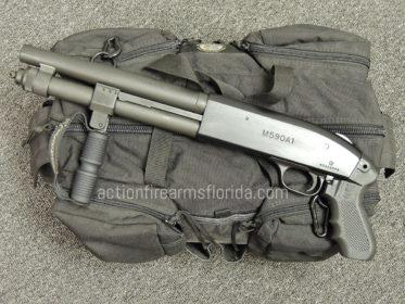 Mossberg M590A1 Compact Cruiser 12 GA shotguns