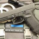 Glock 17 Gen. 4 FS 9MM pistols