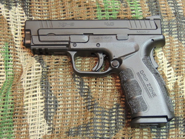 Springfield Armory XD-9 9MM