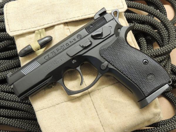CZ 75 P-01 OMEGA 9MM
