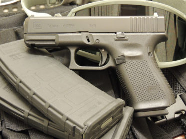 blue label glock 19 gen 5