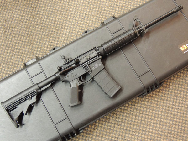 SMITH AND WESSON M&P-15 SPORT II 5.56MM RIFLES