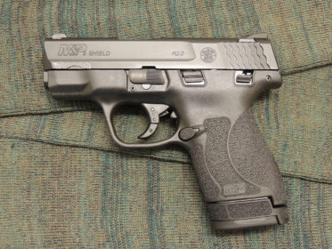 smith and wesson shield 2.0 9mm