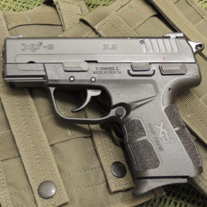 SPRINGFIELD ARMORY XDE 9MM PISTOL