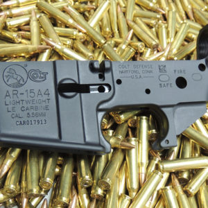 COLT AR-15A4 LE STRIPPED LOWER RECEIVER