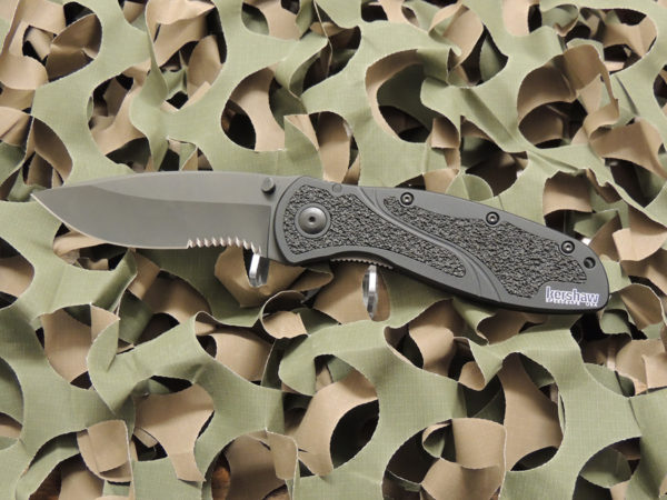 KERSHAW BLUR ASSISTED FOLDING KNIFE