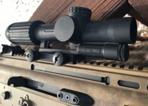 trijicon variable combat optic gunsight