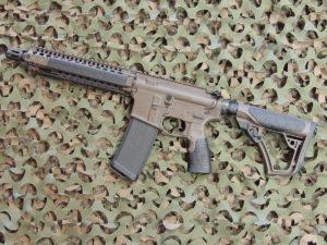 daniel defense ddm4 mk18 sbr rifle