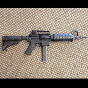 Colt AR-15 9MM
