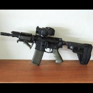 Rock River Arms AR-15 Pistol