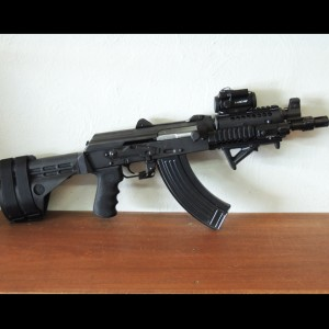 Yugo M92 PAP Pistol