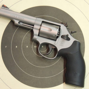 SMITH & WESSON MODEL 66 .357 MAGNUM REVOLVER