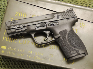 smith and wesson m&p 2.0 compact 9mm pistol