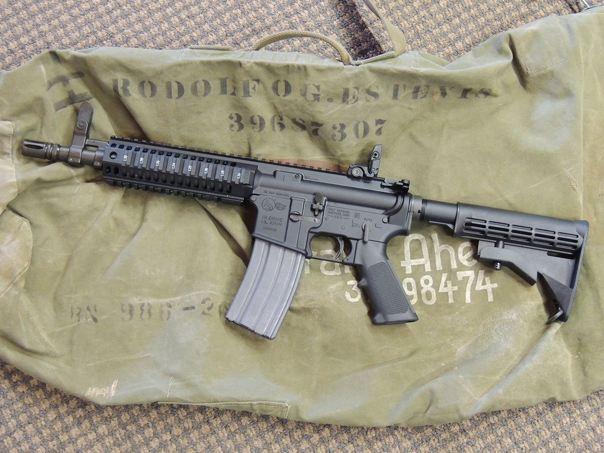 colt le6945 sbr rifle