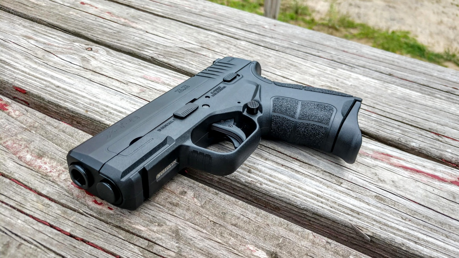 TFB Review: Springfield Armory XDS Mod.2 9mm with Fiber Optic Front Sight